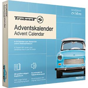 ADV20 67115-8 - Adventskalender 2020 - Trabant
