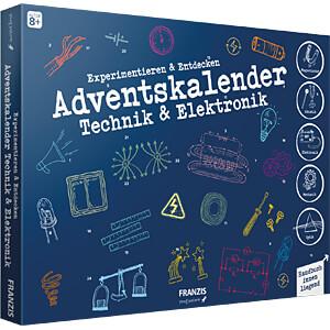 ADV20 67117-2 - Adventskalender 2020 - Experimentieren & Entdecken