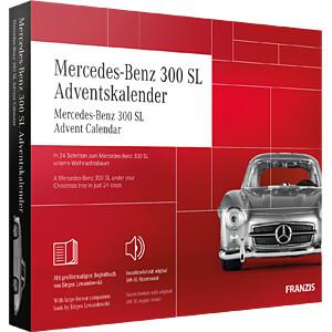 ADV20 67129-5 - Adventskalender 2020 - Mercedes Benz 300 SL