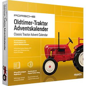ADV20 67133-2 - Adventskalender 2020 - Porsche Oldtimer-Traktor