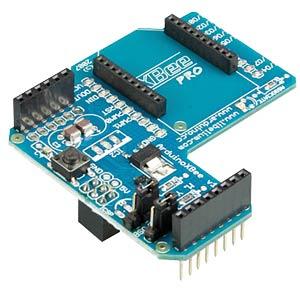 Arduino Shield XBEE ohne RF Modul Shield ARDUINO A000079