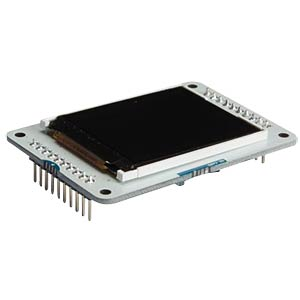 "4.5 cm (1.77"") LCD for the Arduino, 160x128p ARDUINO A000096"