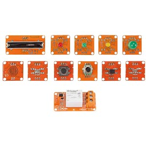 Arduino - TinkerKit Basic-Kit, 20-teilig ARDUINO K000001