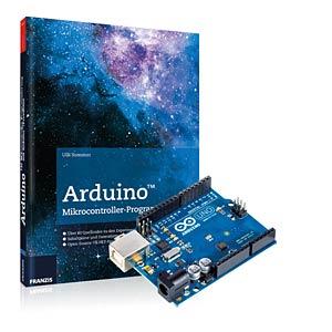 Arduino µC Programming + Uno board FRANZIS-VERLAG 978-3-645-65173-8