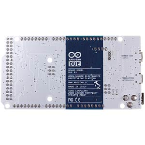 Arduino Due, AT91SAM3X8E, microUSB ARDUINO A000062
