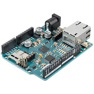 Arduino Ethernet 2, ATmega32u4, ohne PoE ARDUINO A000022