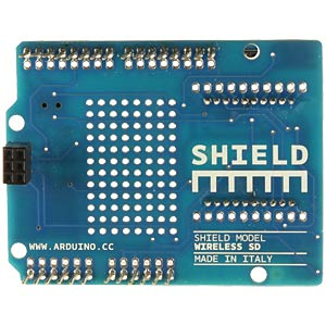 Arduino wireless SD shield ARDUINO A000065