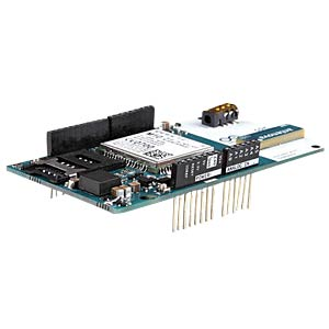 Arduino GSM Shield 2, Integrated Aerial ARDUINO A000105