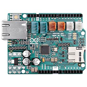 Arduino Shield - Ethernet Shield 2, ohne PoE ARDUINO A000024