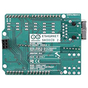 Arduino Ethernet Shield 2, without PoE ARDUINO A000024