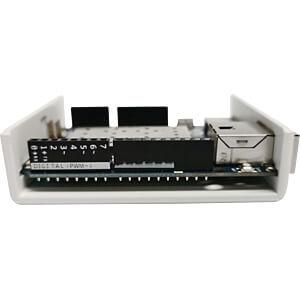 Gehäuse für Arduino Yun Revision 2, weiß CAMDENBOSS CDQ4203