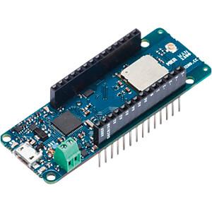 Arduino MKR WAN 1300, SAMD21 Cortex-M0+ 32 bit ARM ARDUINO ABX00017