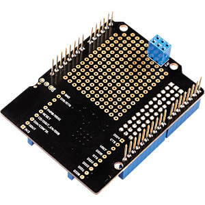 Arduino Shield - XBee-Adapter, Prototyp SEEED 103030004