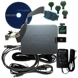 AVR® ONE! Debugger - Programmer ATMEL ATAVRONEKIT