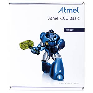 Debug-/ Programer for ARM Cortex-M & AVR ATMEL ATATMEL-ICE-BASIC