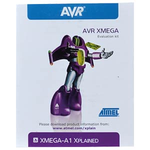 AT AVR XPLAIN - DemoKit ATMEL ATAVRXPLAIN