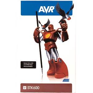 Atmel AVR STK 600 Starter Kit ATMEL ATSTK600
