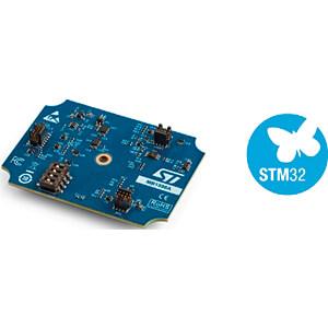 B-STLINK-VOLT - Spannungsadapterkarte für STLINK-V3SET