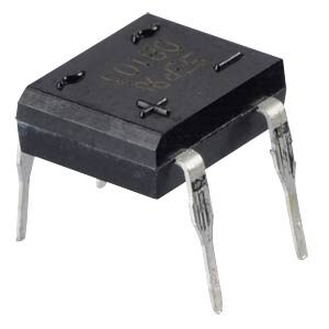 DIL rectifier = DF01 SEP ELECTRONIC CORPORATION DB102