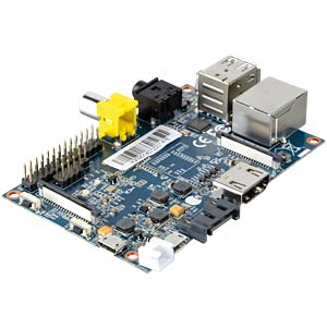 Banana Pi, 1 GHz Dual Core, 1 GB DDR3, SATA SINOVOIP BPI-M1