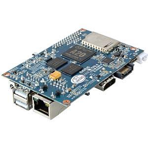 Banana Pi, 1GHz dual core, 1GB DDR3, SATA SINOVOIP BPI-M1