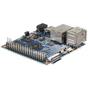 Banana Pi M2+EDU, 1GHz Quad, 512MB RAM SINOVOIP BANANAPI-M2+EDU