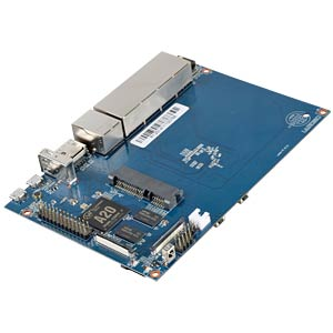 Banana Pi Router, 2x 1 GHz, 1 GB, Wi-Fi, 4x 1 Gbit SINOVOIP BANANAPI-R1+2X3DB