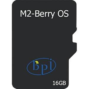 Banana Pi - OS 16GB microSD-Karte, Class 10 SINOVOIP BP-M2B-OS