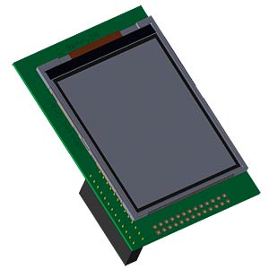 "2.8"" TFT LCD module for the Raspberry Pi ADMATEC C-BERRY28"