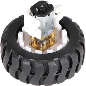 COM MOTOR03 - Mini Metallgetriebemotor