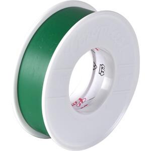 VDE Elektroisolierband, 10 m, 15 mm, grün COROPLAST 1656