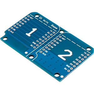 D1Z DUAL BASE - D1 Shield - Dual-Base-Board