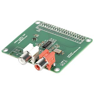 Raspberry Pi Shield - HiFiBerry DAC+ light HIFIBERRY HIFIBERRY DAC+ LIGHT