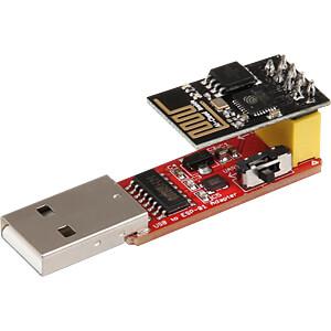 Entwicklerboards - ESP8266 USB Programmer JOY-IT SBC-ESP8266-PROG