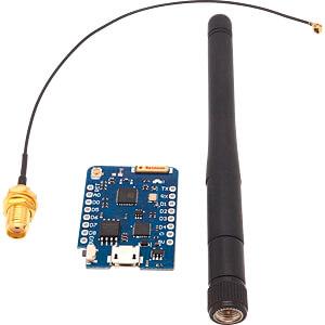 D1 MINI-PRO ANT - D1 Mini Pro - ESP8266