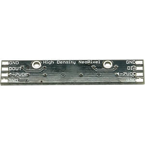 Entwicklerboards - NeoPixel Stick mit 8 WS2812 5050 RGB LEDs SERTRONICS NEOPS8