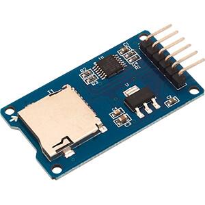 DEBO MICROSD 2 - Entwicklerboards - Breakout-Board für MicroSD-Karten