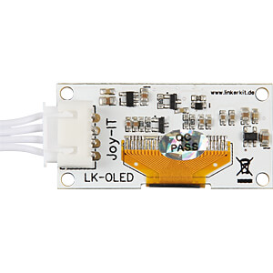 Entwicklerboards - Display, 0,96, OLED-Display JOY-IT LK-OLED1