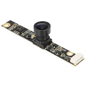 Kameramodul, USB, 3 MP, IR, 80°, V5, Fixfokus DELOCK 95979