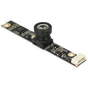 Camera Module, USB, 5 MP, 55°, V5, fix focus DELOCK 96370