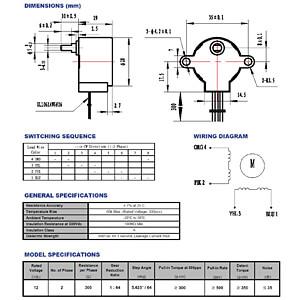 Raspberry Pi - Motorsteuerung inkl. Schrittmotoren JOY-IT RB-MOTO2