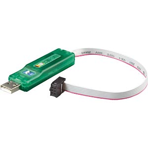 DIAMEX USB ISP - Programmer f. AVR,STK500,ATmega,ATtiny,AT90