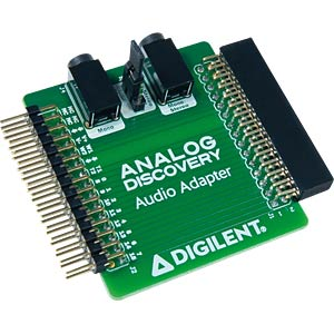 DIGIL 410-405 - Audio-Adapter für Analog Discovery