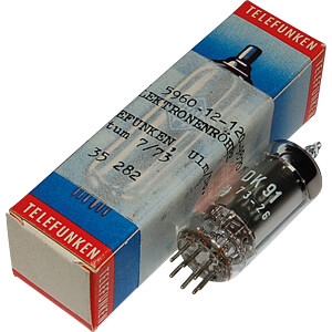 TUBE DK91 - Elektronenröhre