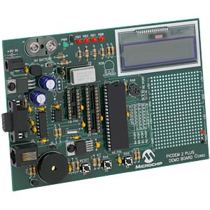 PICDEM 2 Plus development board MICROCHIP DM163022-1