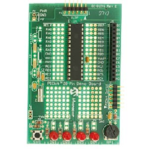 28-pin expansion board for PICkit 2 MICROCHIP DM164120-3