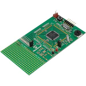 64/80-pin expansion board for PICkit2 MICROCHIP DM164120-5