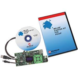 MPLAB Starter Kit für PIC24F MICROCHIP DM240011