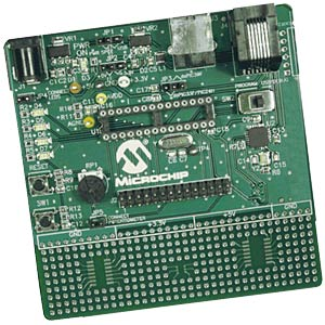 Development board, 16-bit 28-pin starter board MICROCHIP DM300027
