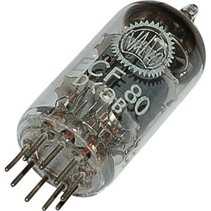 TUBE ECF80 - Elektronenröhre